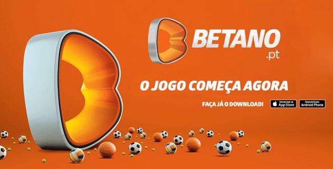 Bónus Betano: Registre-se e receba 50€ de aposta grátis