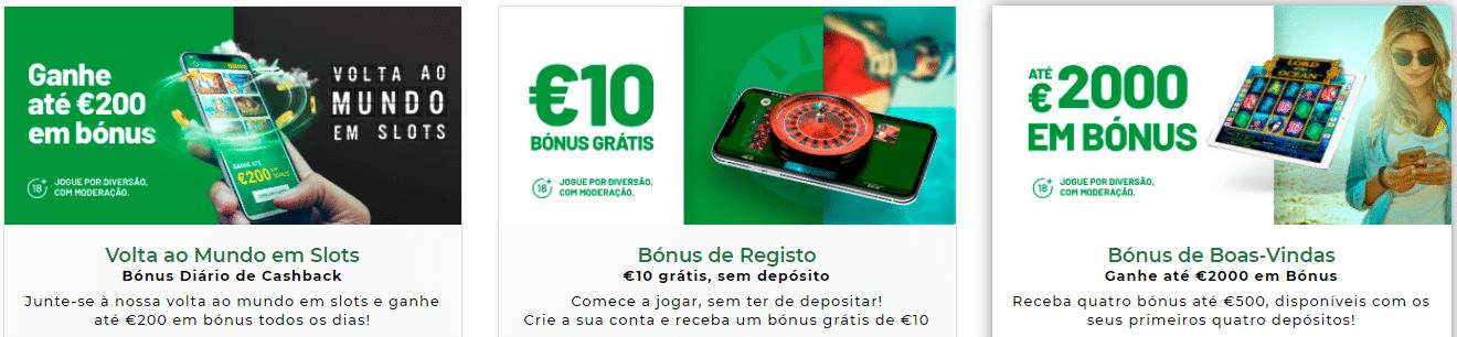 casino solverde bonus jogos
