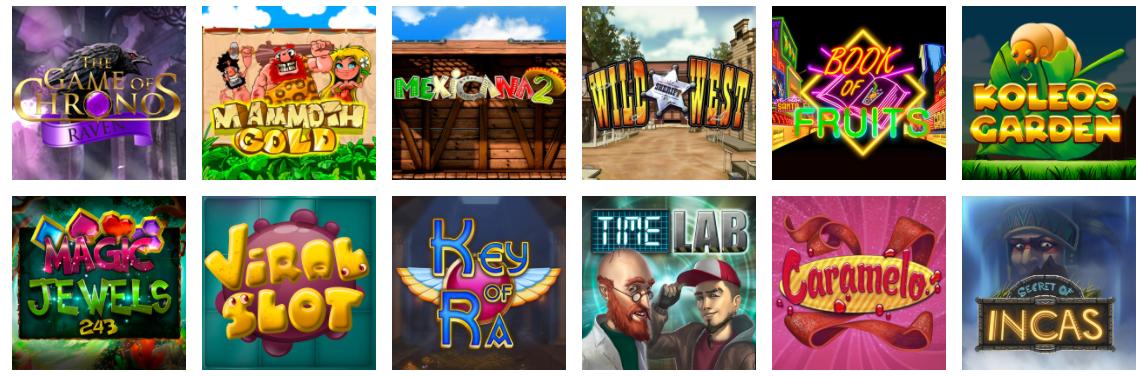 Código Promocional Bidluck : Jogos disponíveis