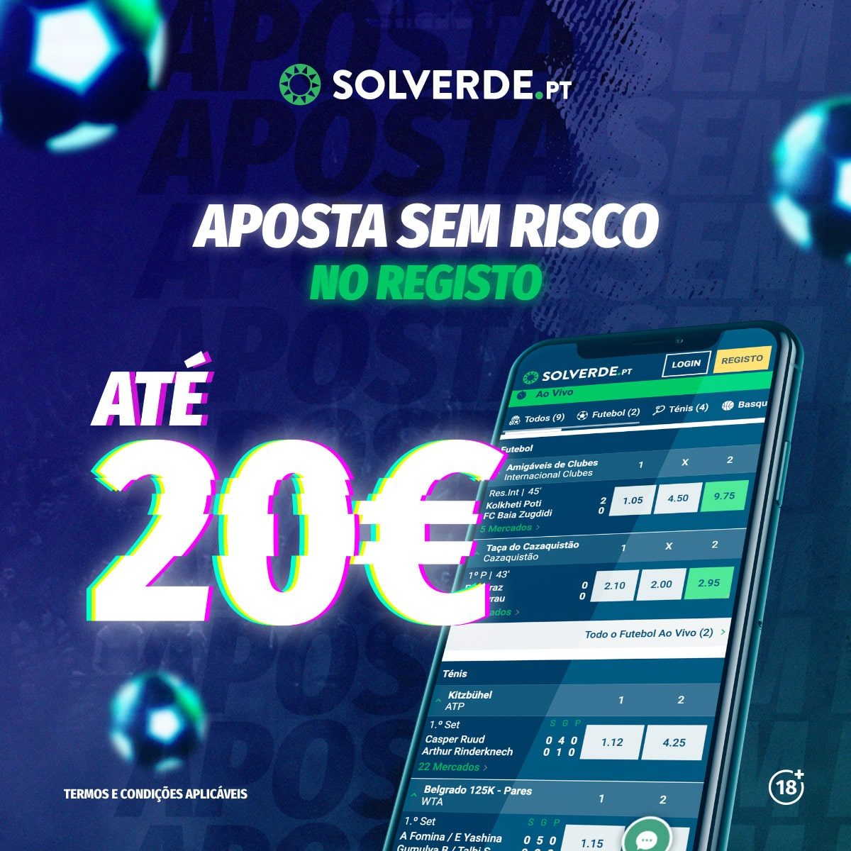 solverde bonus